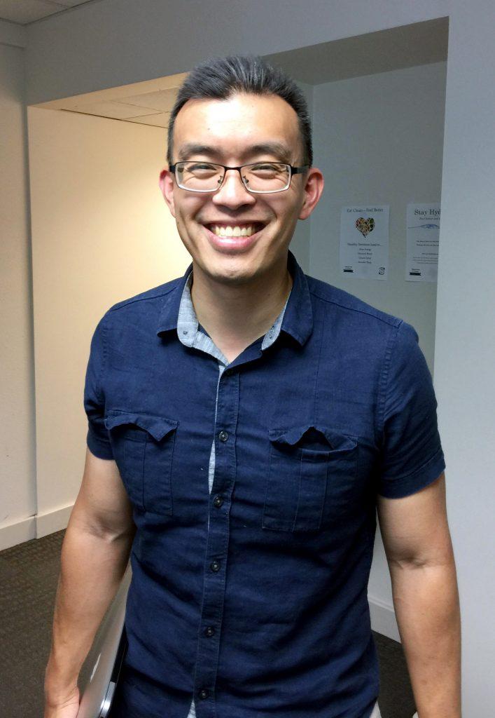 Wayne Hsiung Photo